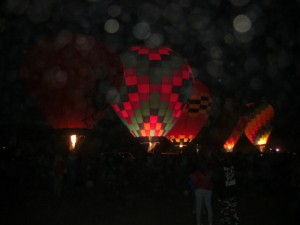 Taos, NM Balloon Rally